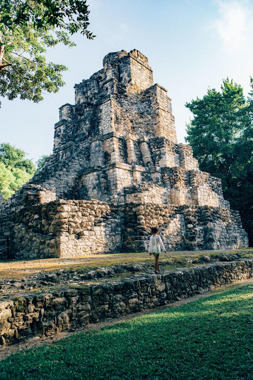 Mayan Temple, Mexico