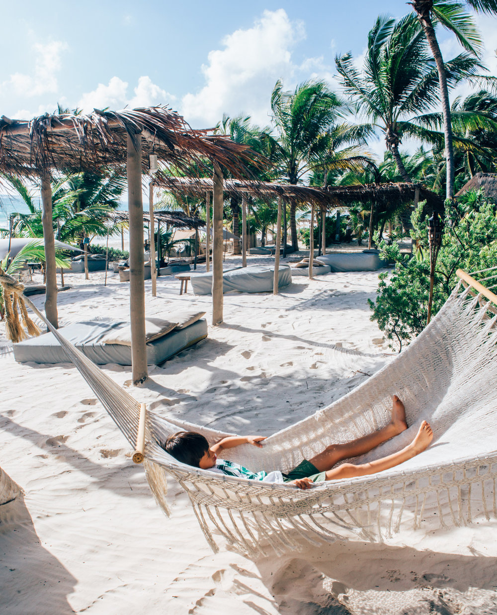 Tulum, Mexico - @lumadeline