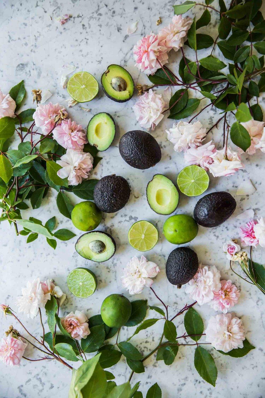 Avocado Key Lime Popsicles Vegan/Glutenfree/Dairyfree - Madeline Lu - @lumadeline