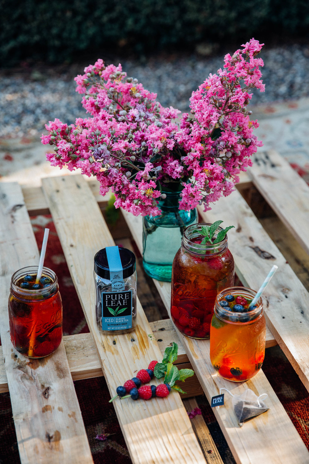 Pure Leaf Iced Classic Black Tea - by Madeline Lu - @lumadeline