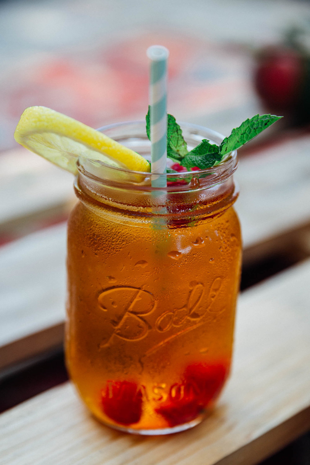 Pure leaf Iced Tea Three Ways - by Madeline Lu @lumadeline
