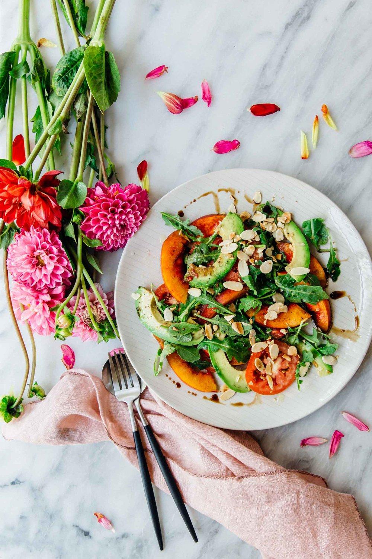 Summer Salad by Madeline Lu