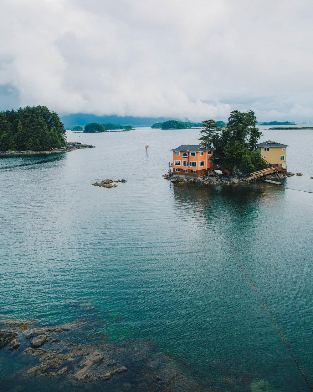 Sitka, Alaska, USA - by Madeline Lu