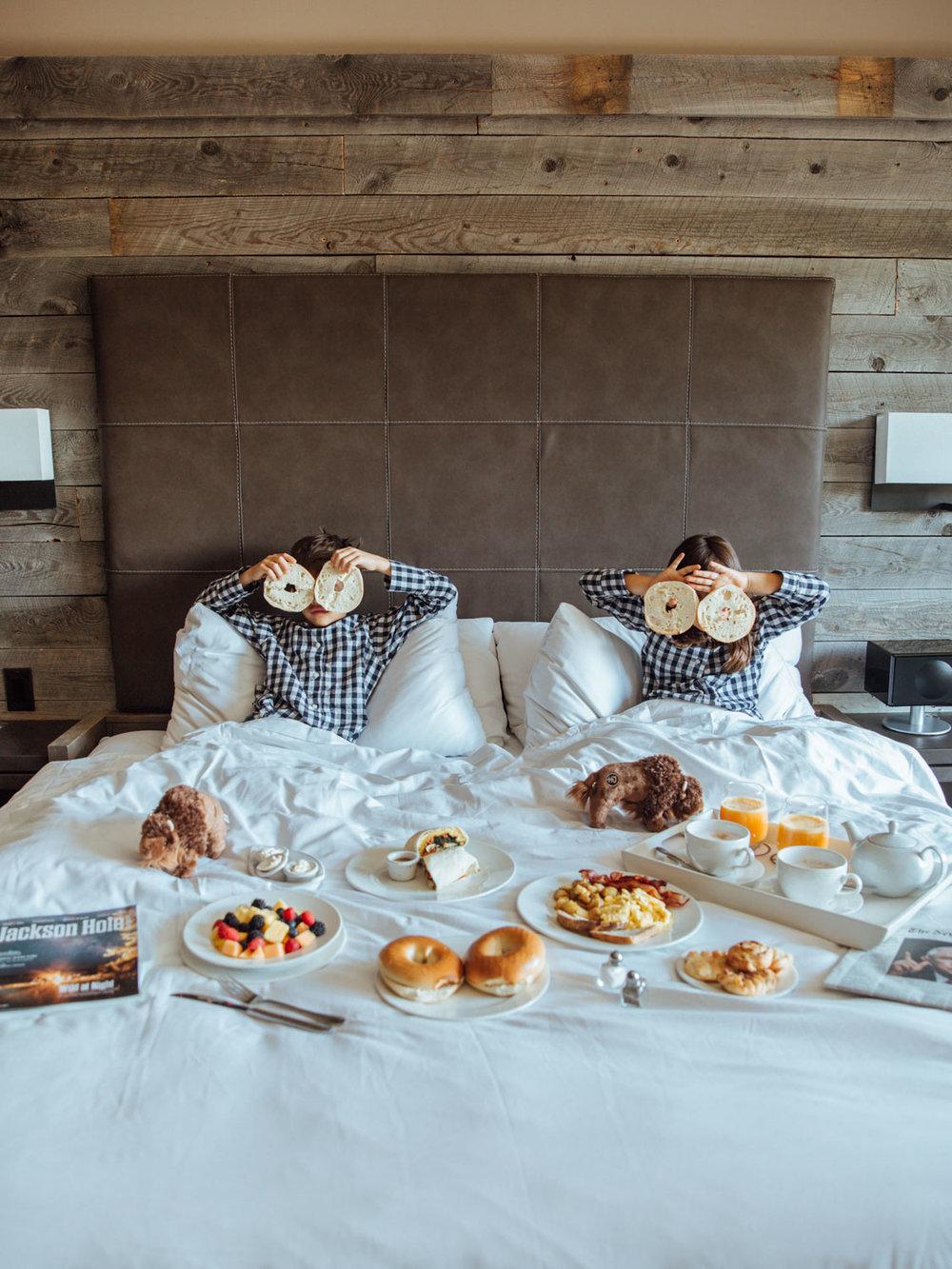 Hotel Jackson, Jackson Hole, Wyoming - by Madeline Lu