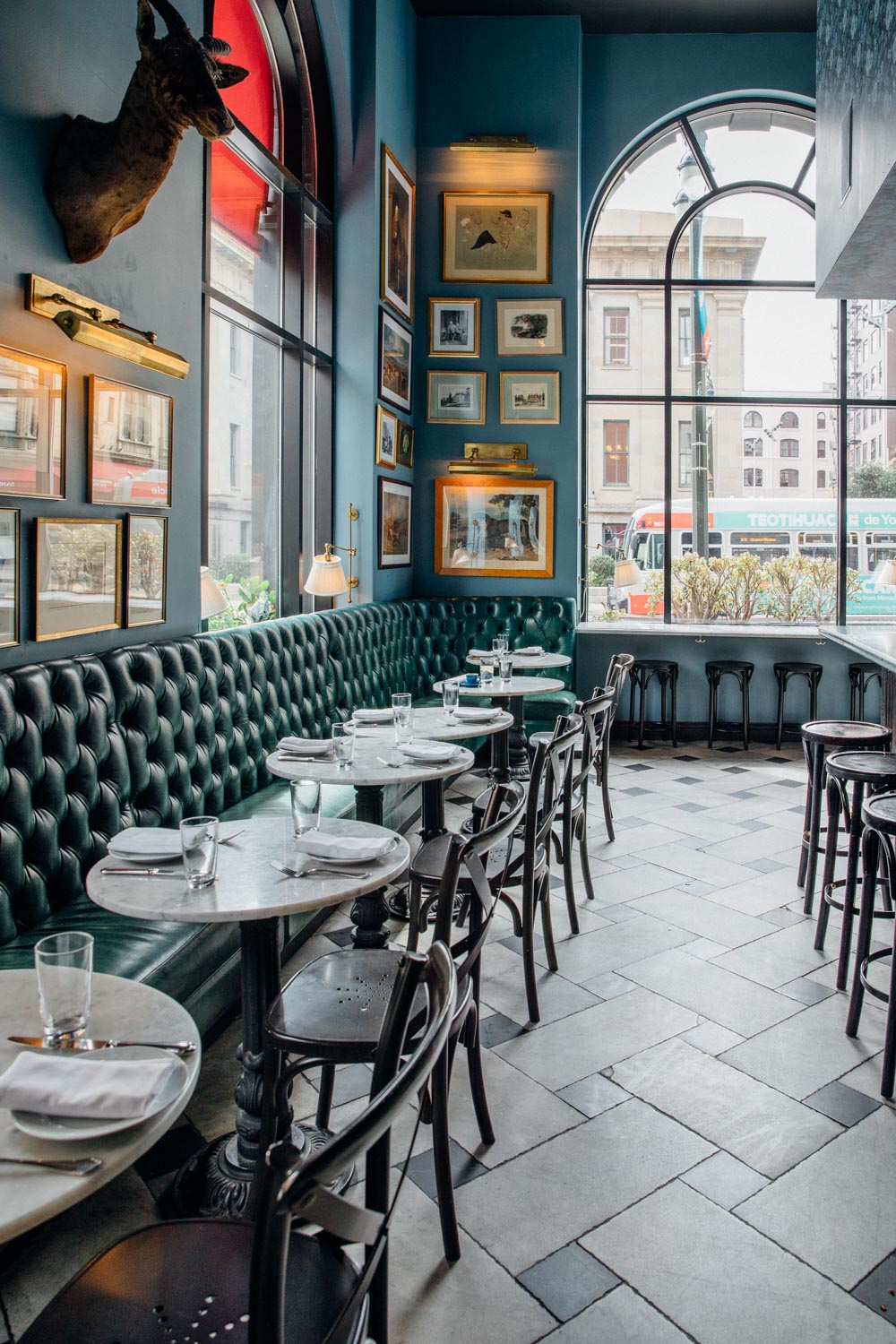 Where to Eat in San Francisco - The Cavalier - by Madeline Lu