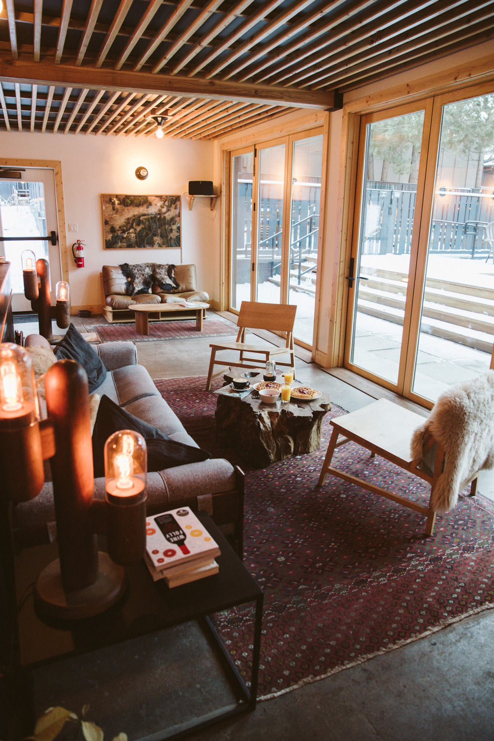 Where to Stay in South Lake Tahoe - Coachman Hotel - by Madeline Lu