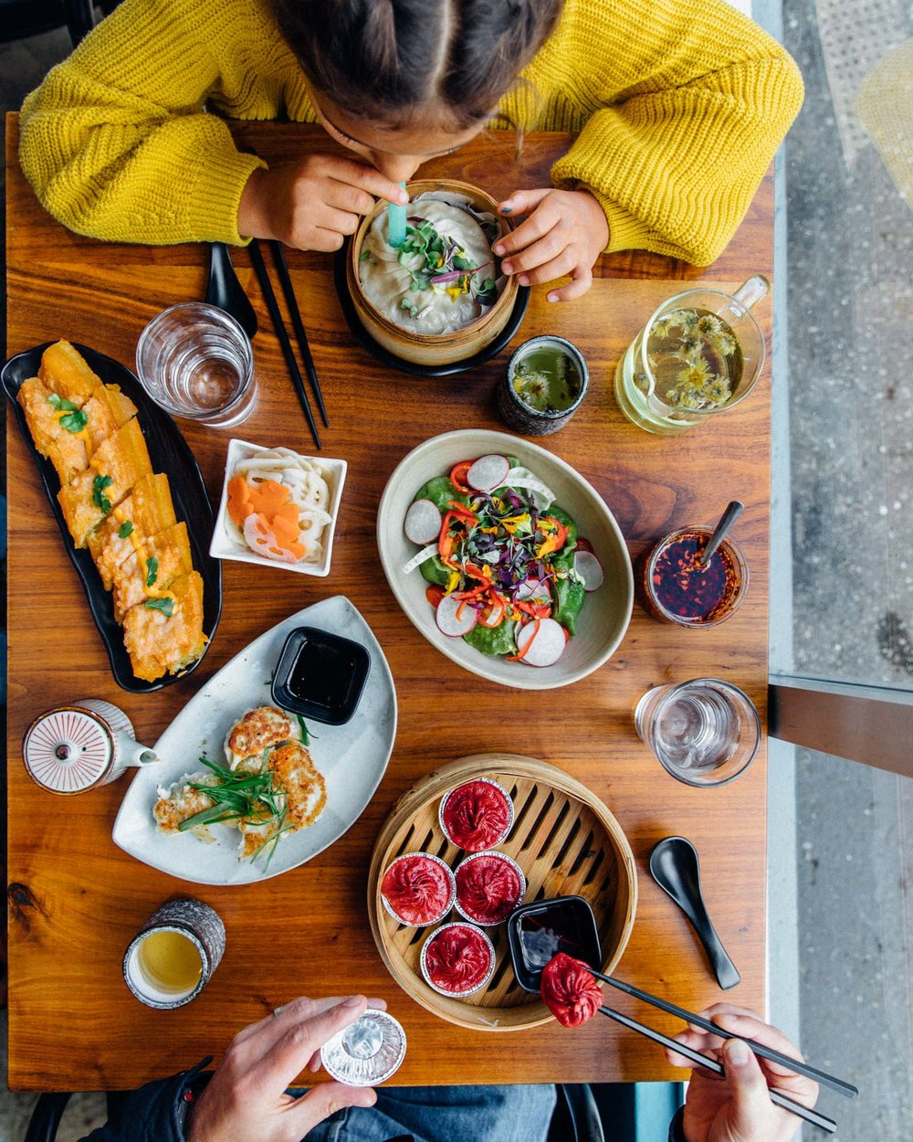 Where to eat in San Francisco - Dumpling Time by Madeline Lu