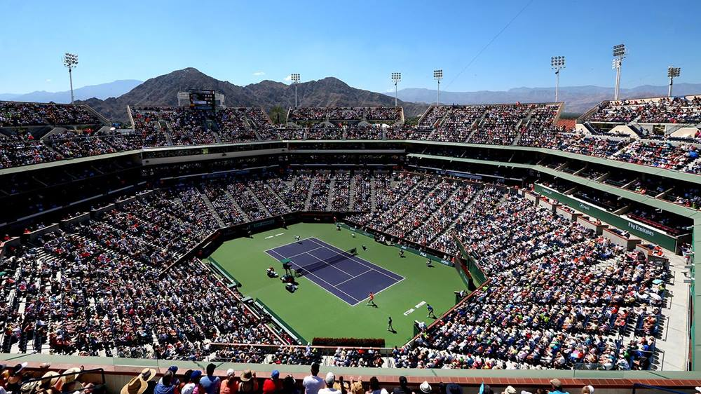 INDIAN WELLS TENNIS GETAWAY