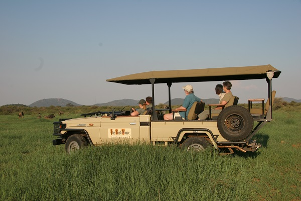 SAFARI ADVENTURE IN SOUTH AFRICA