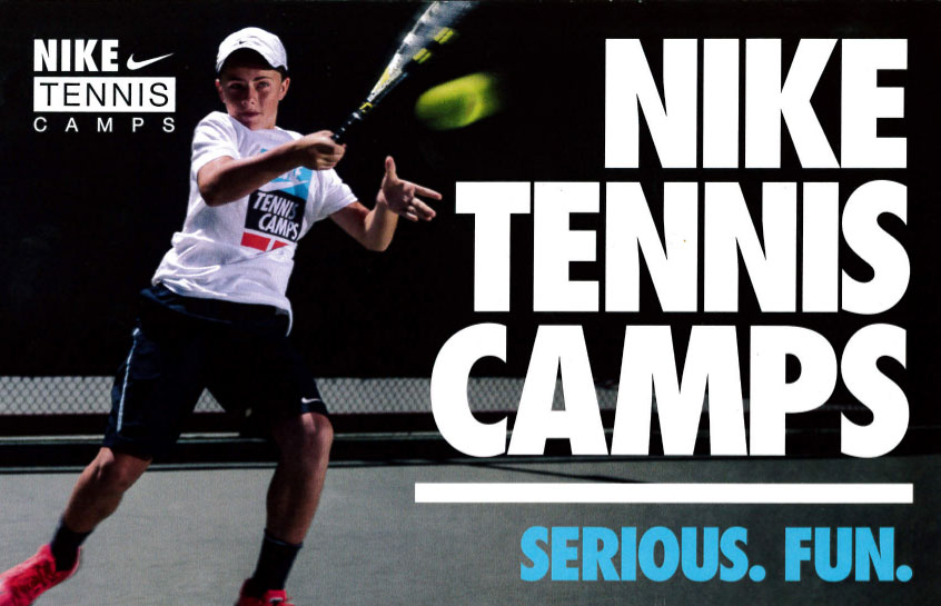 Nike Tennis Camp - Youth Package