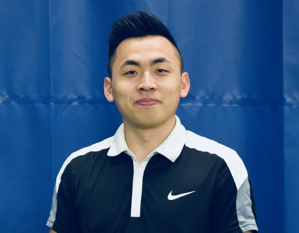 Franklin Truong<br>Director of Tennis<br>USPTA Certified Pro