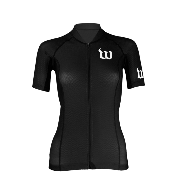 Women's Black Collection Aero Jersey