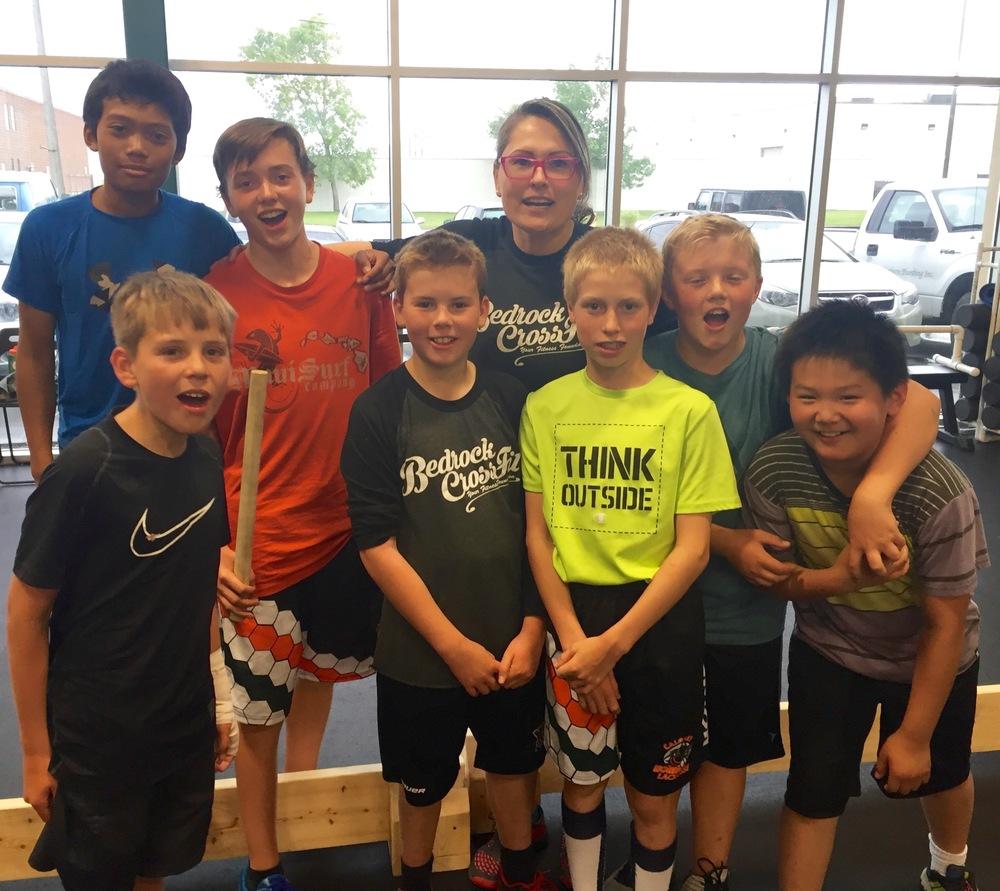 Mustangs Hockey Team