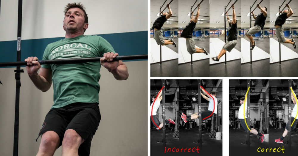 CrossFit Advanced Pull Up Clinic