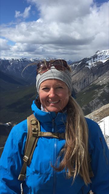 Kate Hamilton Back Care Yoga Instructor
