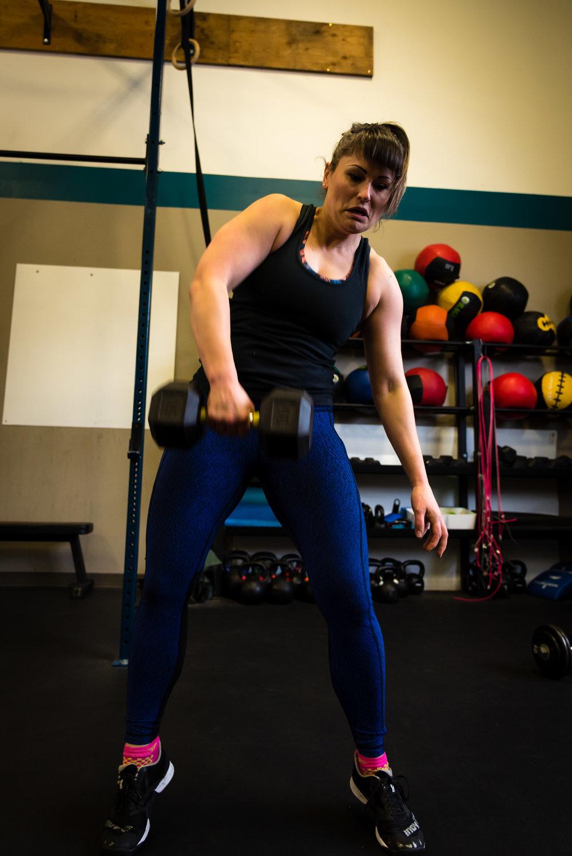 Dawn Krpan Bedrock CrossFit Coach