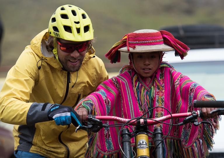 Mountain Bike Trip in Peru!