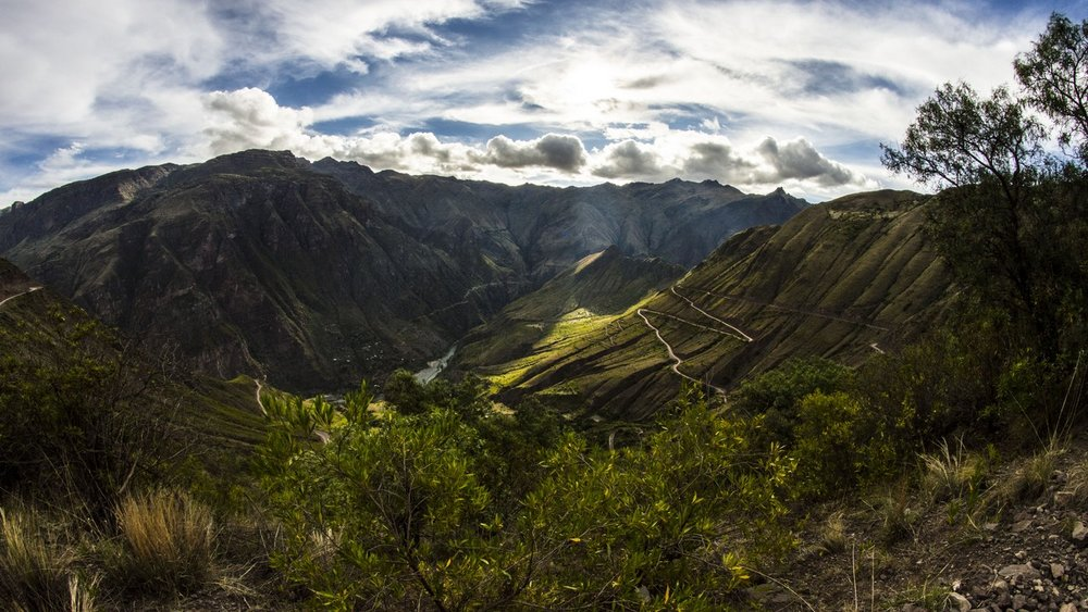 1 Inca Legends scenery, road, clouds, mountains.jpg