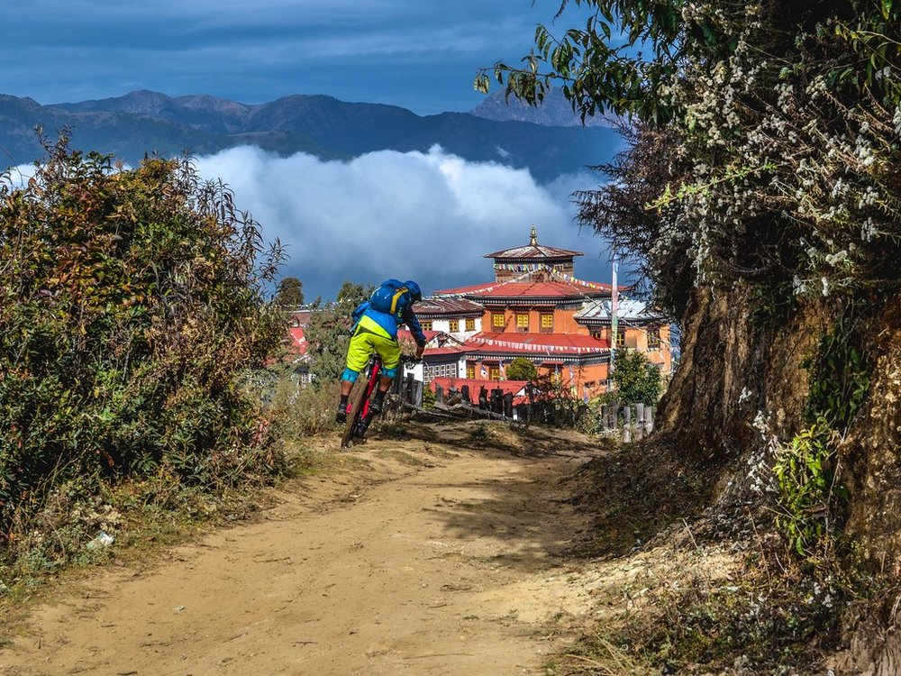Day 8 - Nepal Mountain Bike Trip, Ghe.jpg