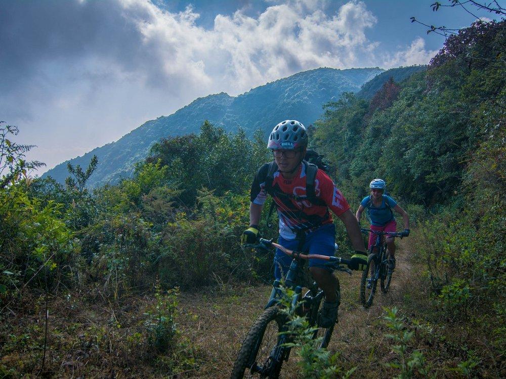 Day 2: Climbing Shivapuri