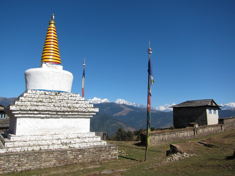 Day 4 - Nepal Mountain Bike Trip, Jhapre.jpg