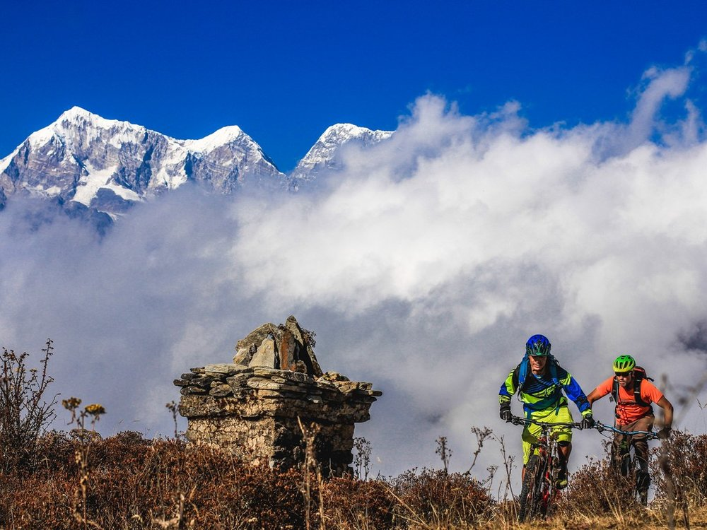 Epic Everest Trip - Duration: 10 DaysStarts / Ends: KathmanduGuided: Yes - Pro Guide & Local GuideTotal Price: $2,500 ppDeposit: $800