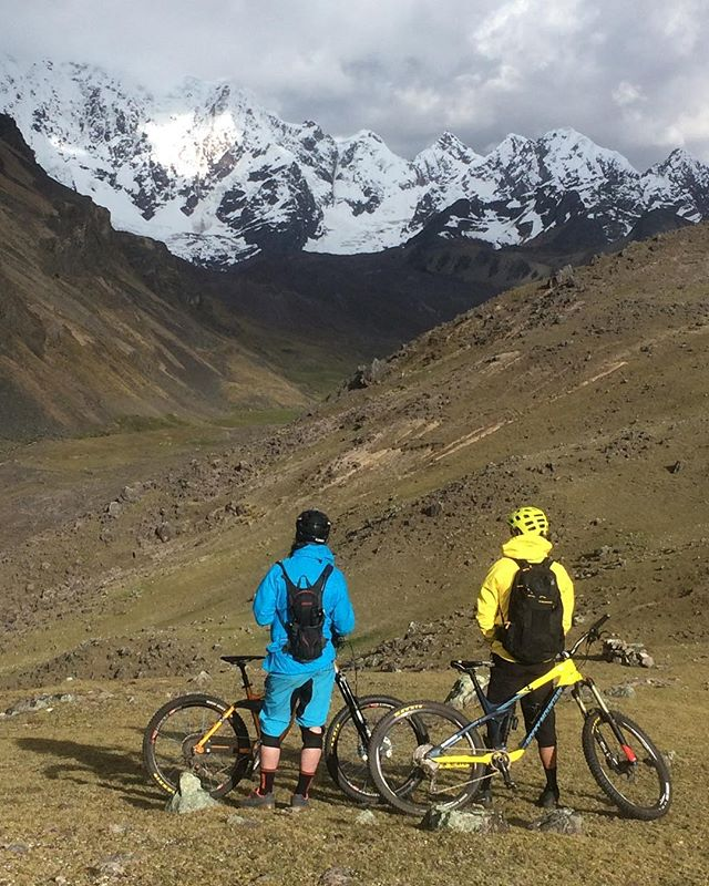 Busy planning MTB expeditions for May. These trips are an experience of a lifetime. If you think you would like to bike and camp in the Andean backcountry get it touch with us now!