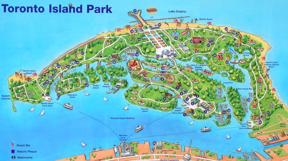 Entry Island Canada Map