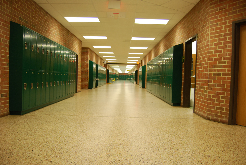 Back to school worries the stay at home feminist Hallway lockers for home