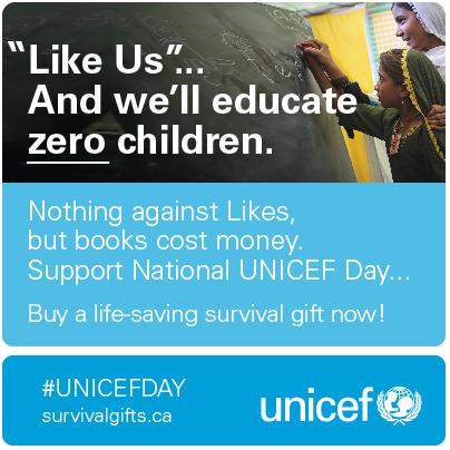 UNICEF FB_Like - Educate