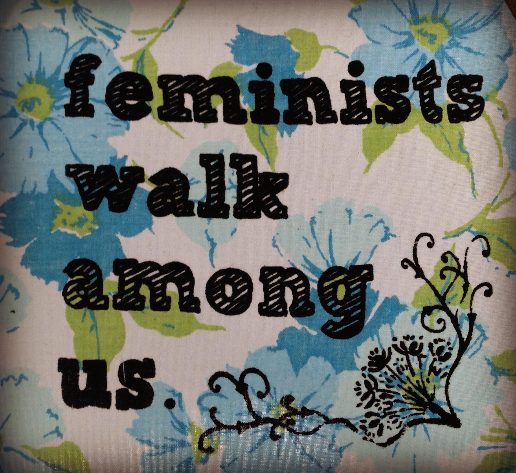 feministswalkamongus