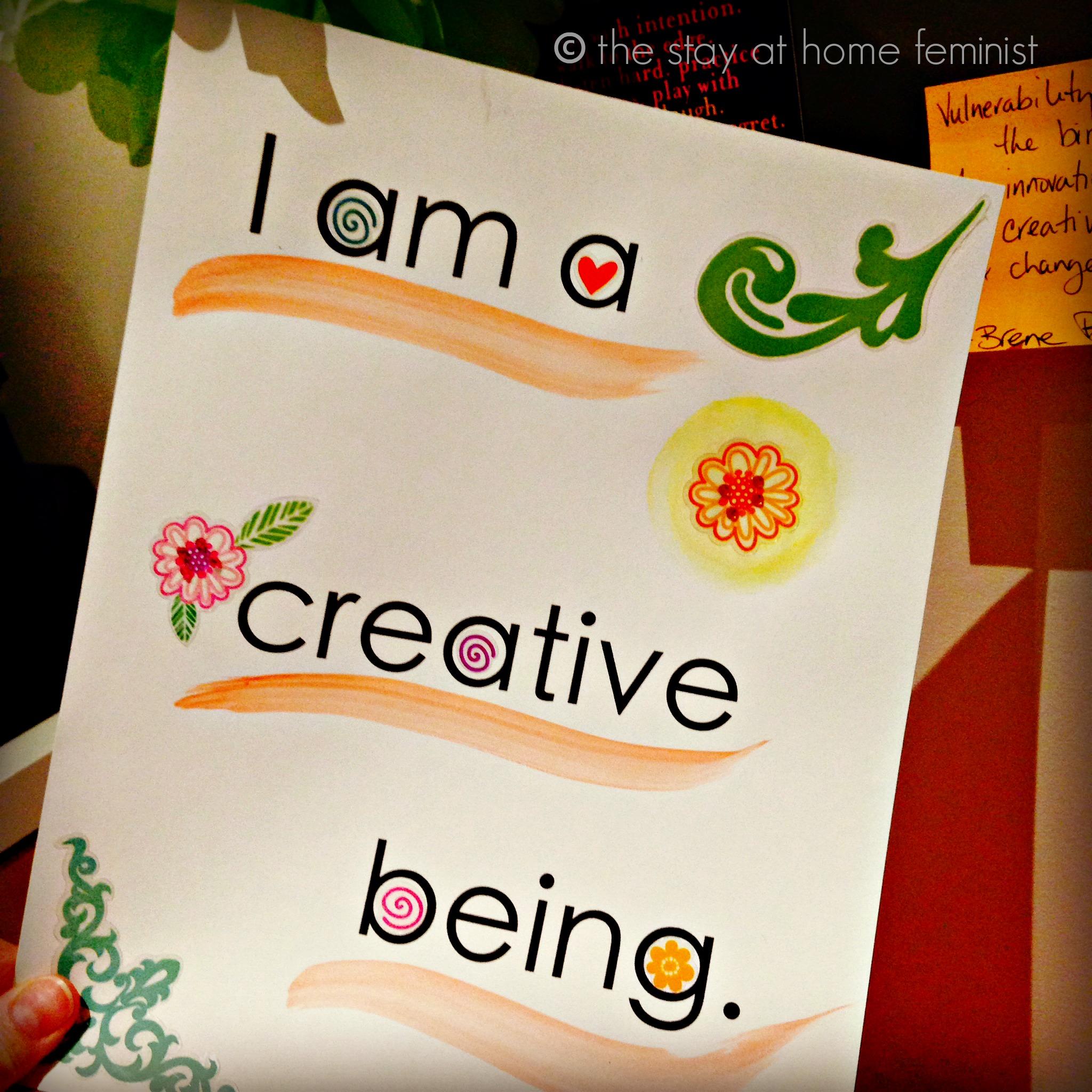 creativebeing