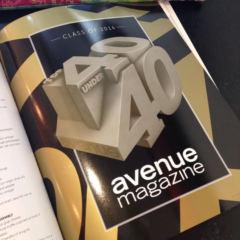 Avenue Top 40 Under 40
