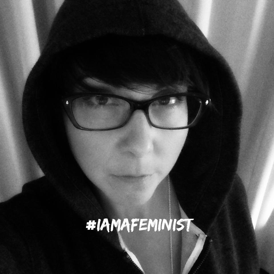 #iamafeminist