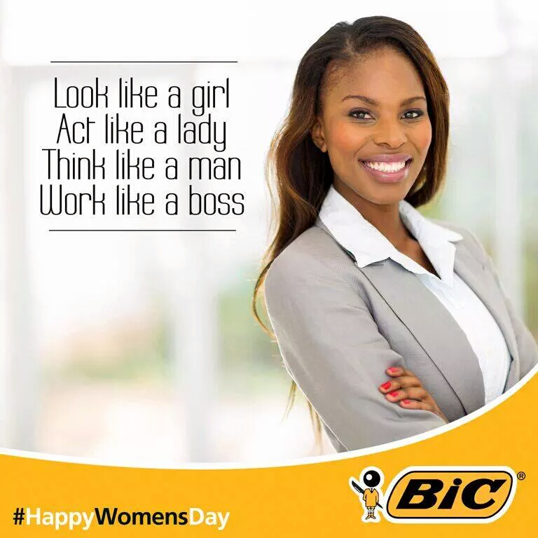 #BICfail