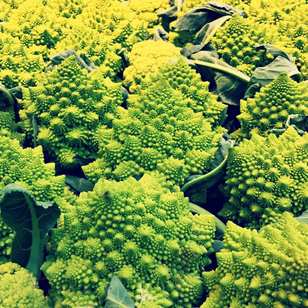 Mmmmm, broccoflower!