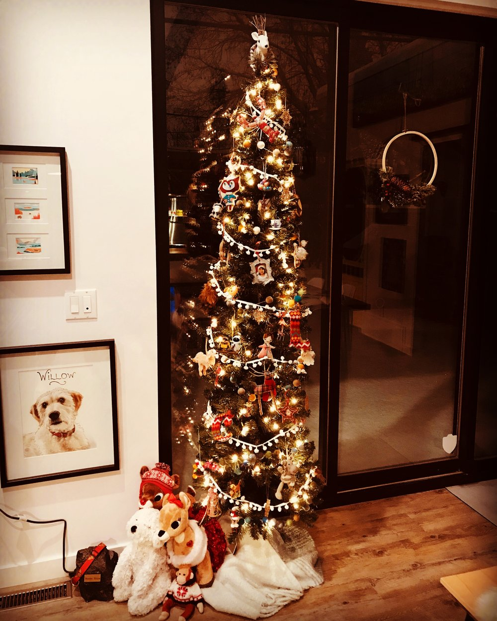The #upstairstree