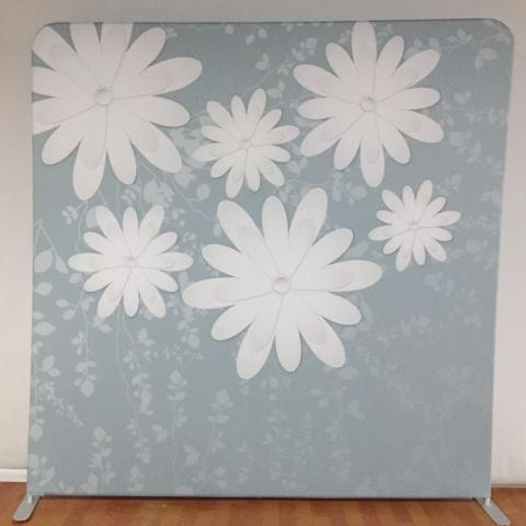 Pillow Case - Daisy Flowers