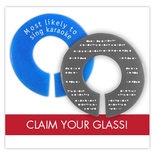 Claim your glass
