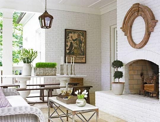 white back porch bhg