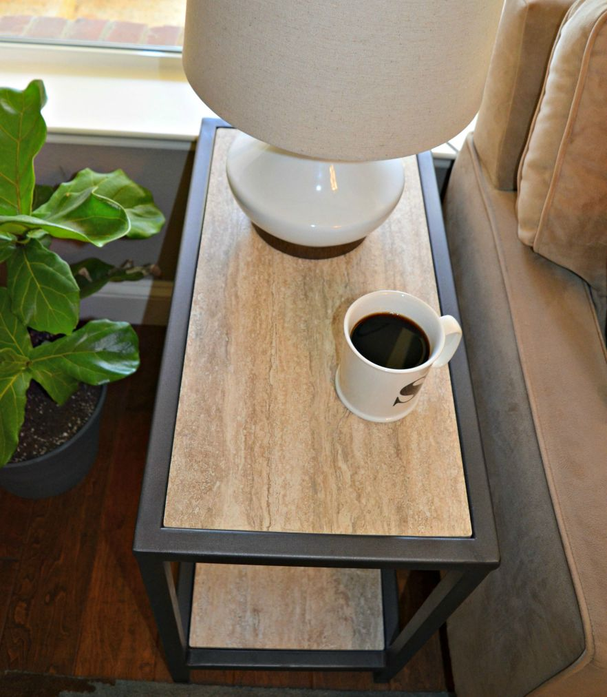 Side Table Above