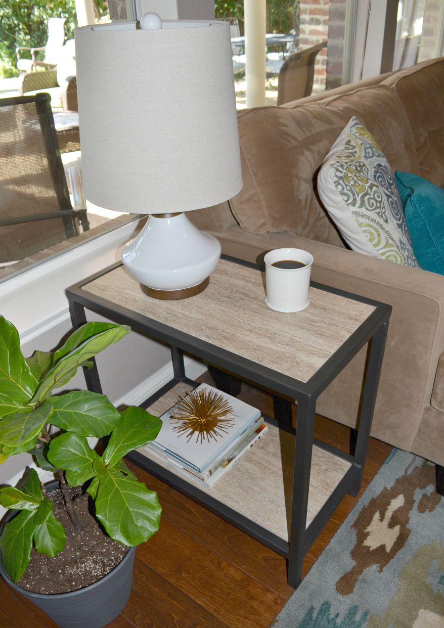 Side Table Side Angle