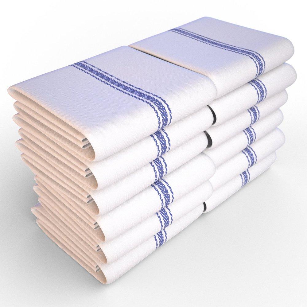 Keeble Herringbone Dish Towels - $14.99