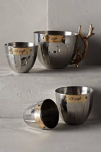 Anthropologie Elk Measuring Cups - $34