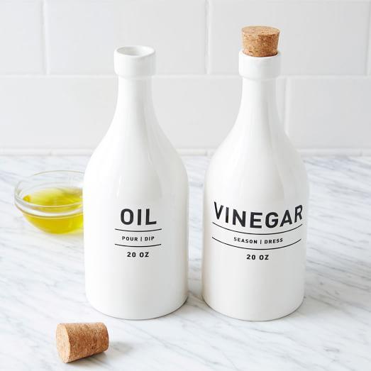 West Elm Oil & Vinegar Set - $29