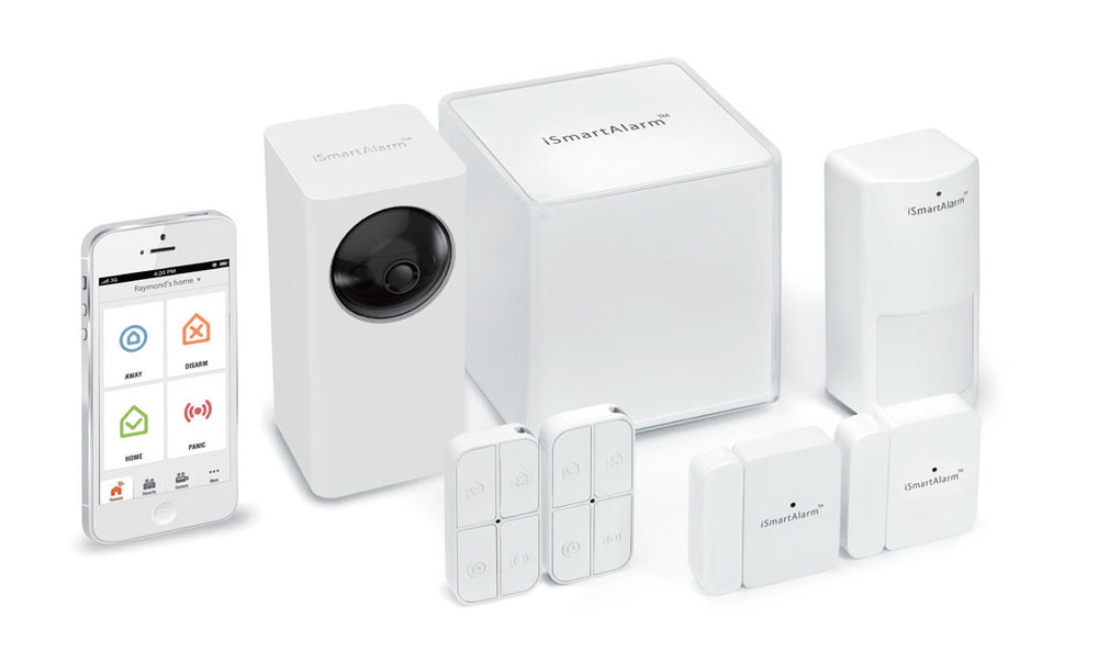 http://store.apple.com/us/product/HE225VC/A/ismartalarm-home-security-system