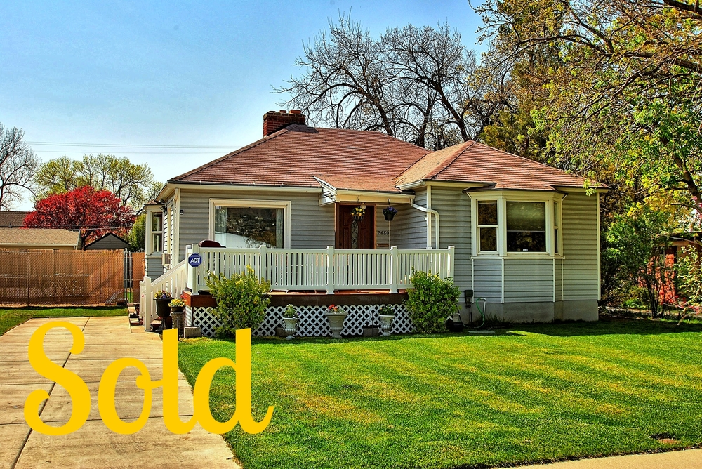 2480 SOUTH 1700 EAST   3 Beds 1 Bath 1940 square feet   SOLD