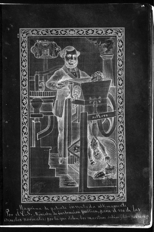 Image in El cuaderno rojo. Property of Archivo Nacional de Costa Rica. Image by Emanuel Rodriguez Chaves.