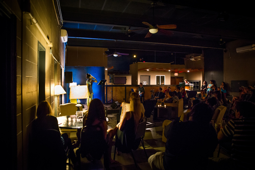 The Arts at Center Street Hosts 2nd Annual Open Mic Night