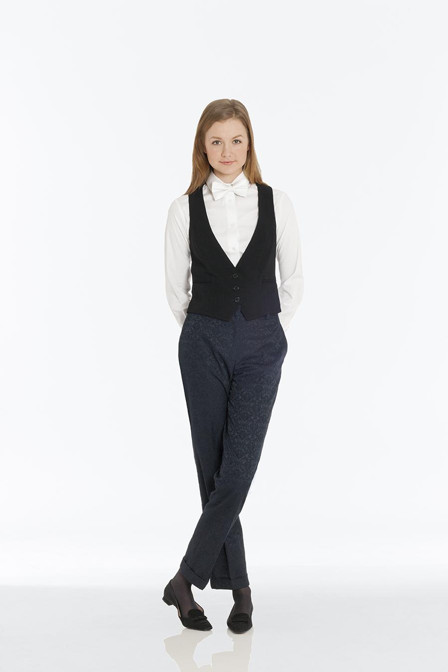 Vest 1126 Shirt 500FC Pant 127 Bow Tie 1431